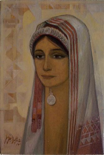 A Woman from Hebron