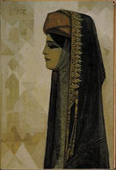 A Woman from Sallt